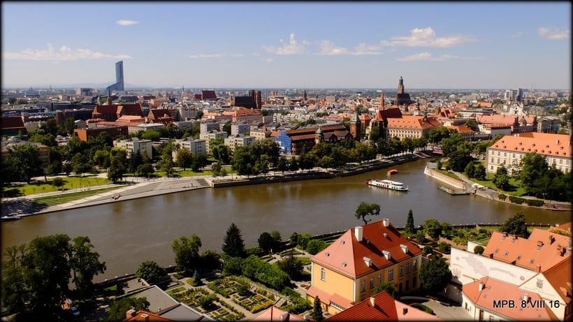 Crónicas Polacas  IV : Wroclaw (Breslavia) 9