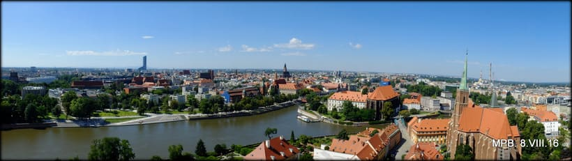 Crónicas Polacas  IV : Wroclaw (Breslavia) 3