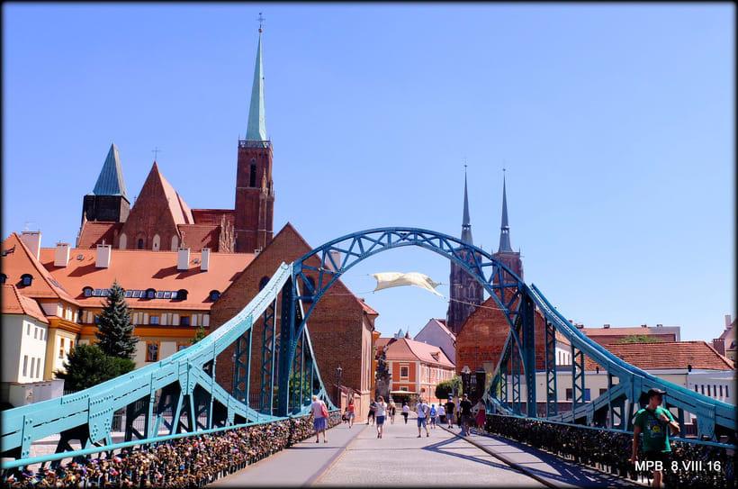 Crónicas Polacas  IV : Wroclaw (Breslavia) 13