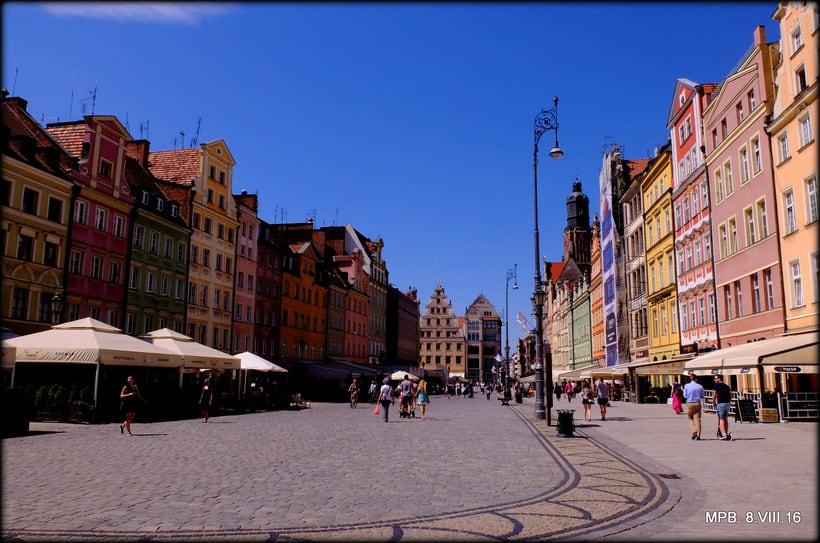 Crónicas Polacas  IV : Wroclaw (Breslavia) 20