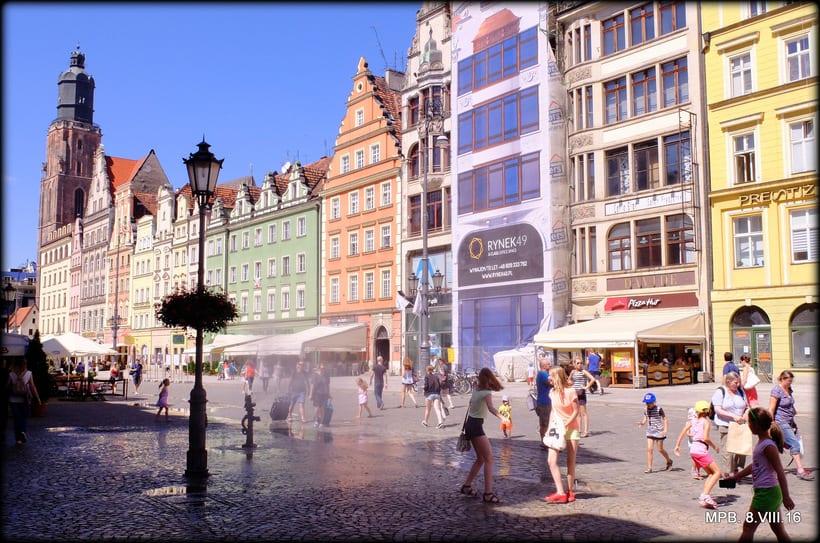 Crónicas Polacas  IV : Wroclaw (Breslavia) 22