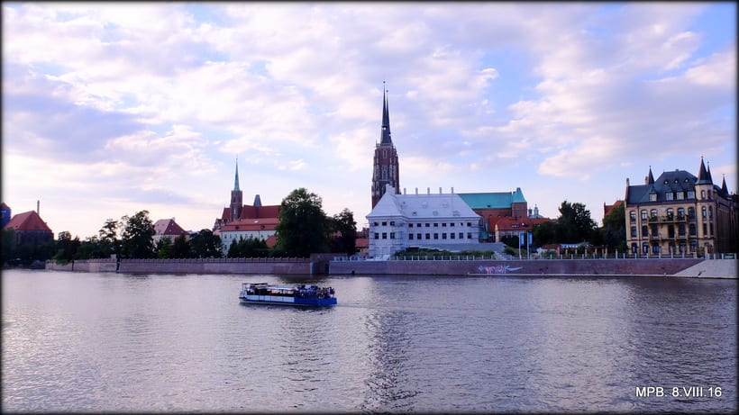 Crónicas Polacas  IV : Wroclaw (Breslavia) 40