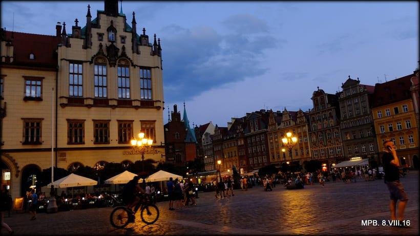 Crónicas Polacas  IV : Wroclaw (Breslavia) 48