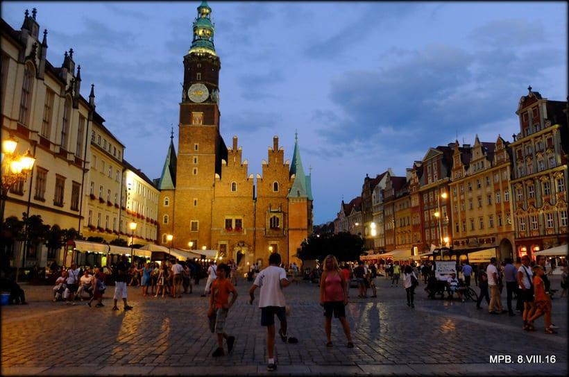 Crónicas Polacas  IV : Wroclaw (Breslavia) 49