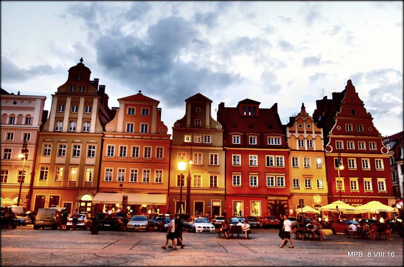Crónicas Polacas  IV : Wroclaw (Breslavia) 50