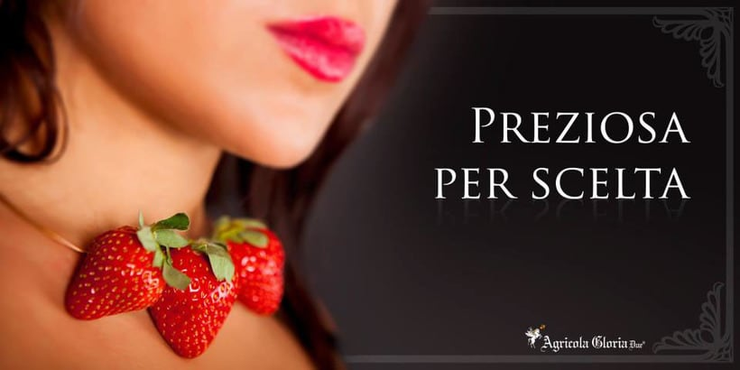 The Agricola Gloria Due stand in FRUIT LOGISTICA 02/13 2