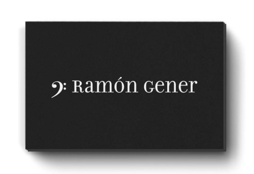 Ramón Gener 0