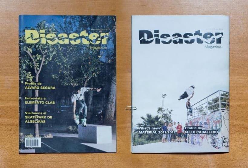 Disaster Magazine 1