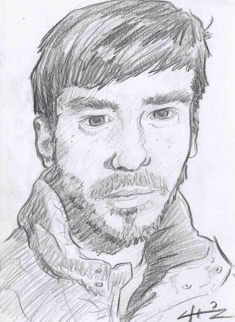Caricaturas y Retratos 3