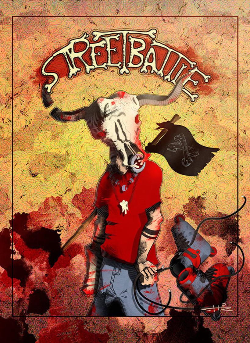 Street Battle   Cartel 1