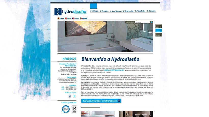 Programación propia - Hydrodiseño 1
