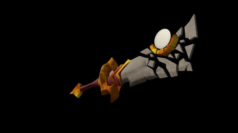 Espada de World of Warcraft 0