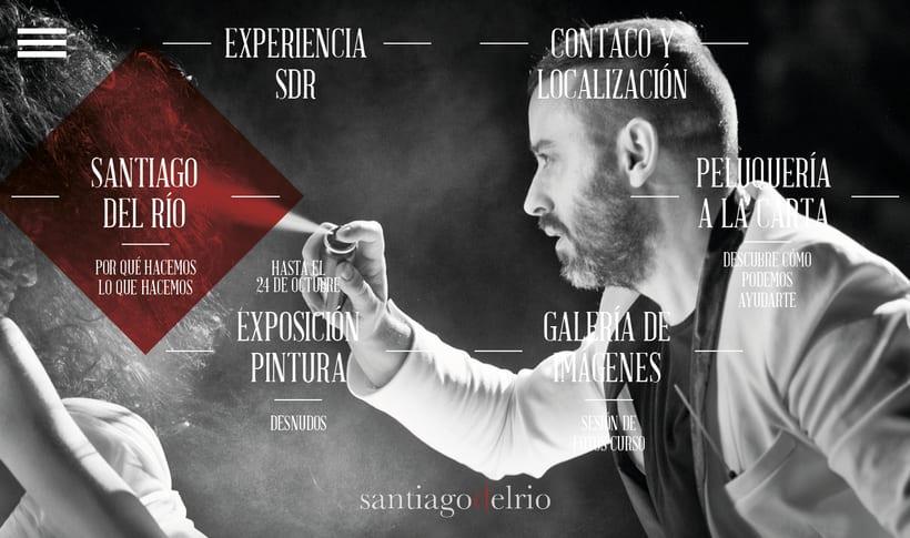 Santiagodelrío - Diseño y desarrollo web 1