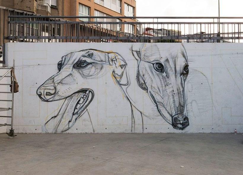 Sabotaje al Montaje: arte urbano con sabor canario 1