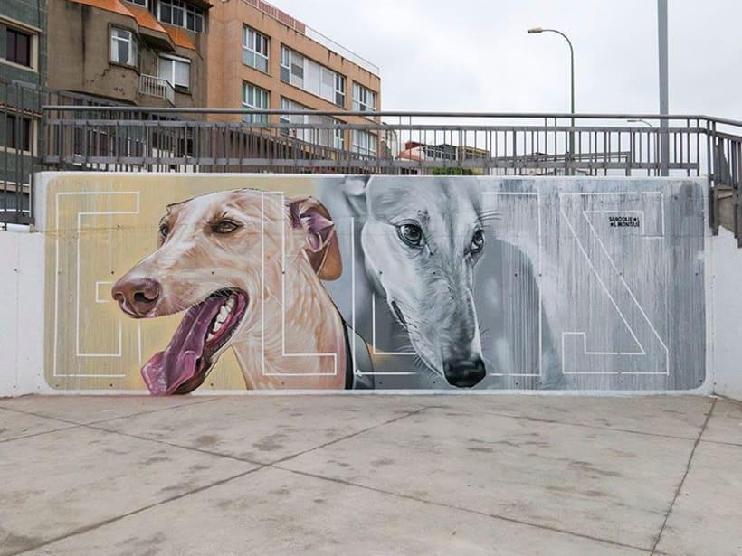 Sabotaje al Montaje: arte urbano con sabor canario 2