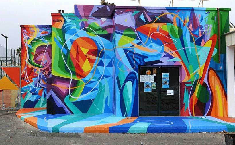 Sabotaje al Montaje: arte urbano con sabor canario 9
