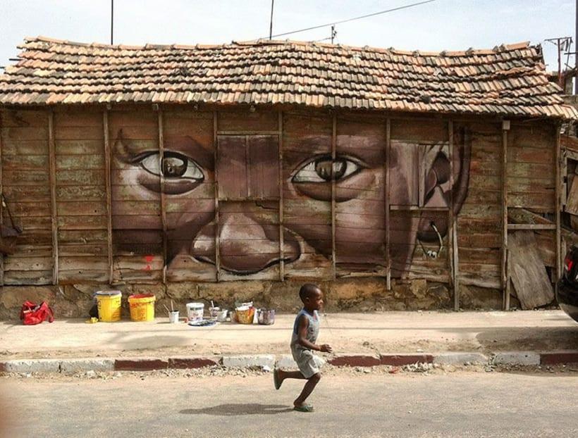 Sabotaje al Montaje: arte urbano con sabor canario 12
