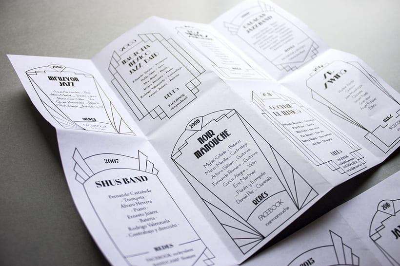 MEX Step / Mi Proyecto del curso: Diseño e ilustración de un Fanzine 3