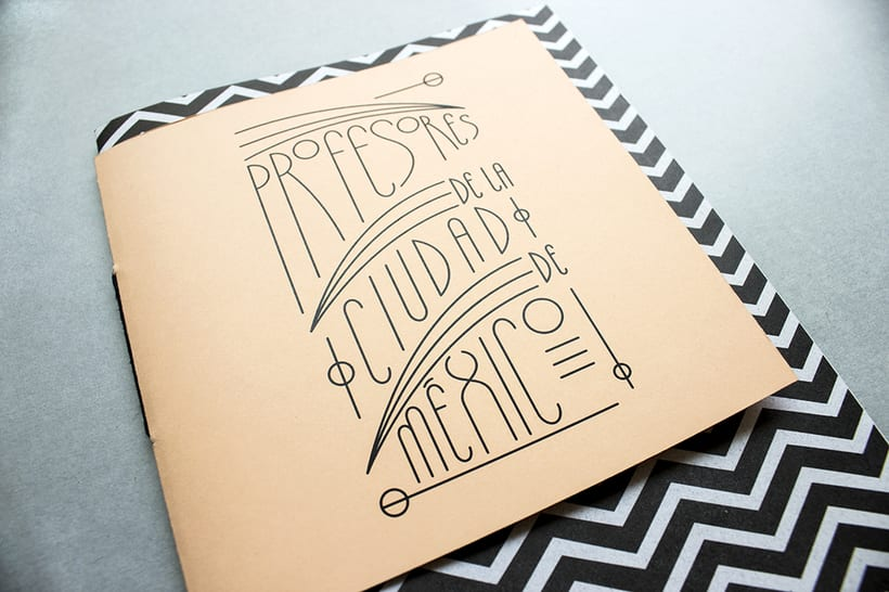 MEX Step / Mi Proyecto del curso: Diseño e ilustración de un Fanzine 4
