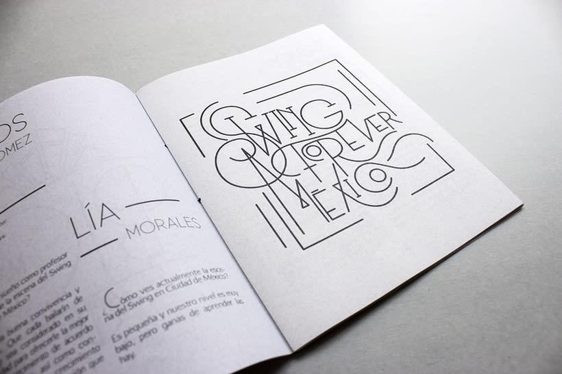 MEX Step / Mi Proyecto del curso: Diseño e ilustración de un Fanzine 6