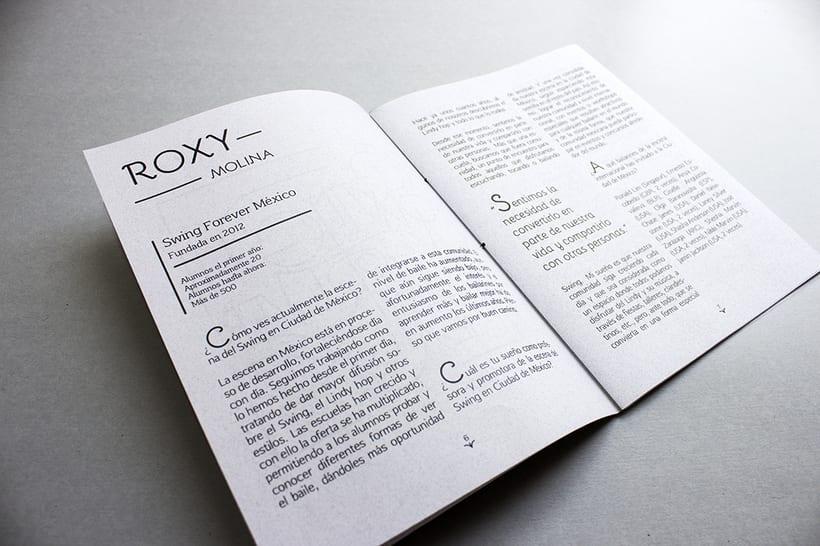MEX Step / Mi Proyecto del curso: Diseño e ilustración de un Fanzine 7