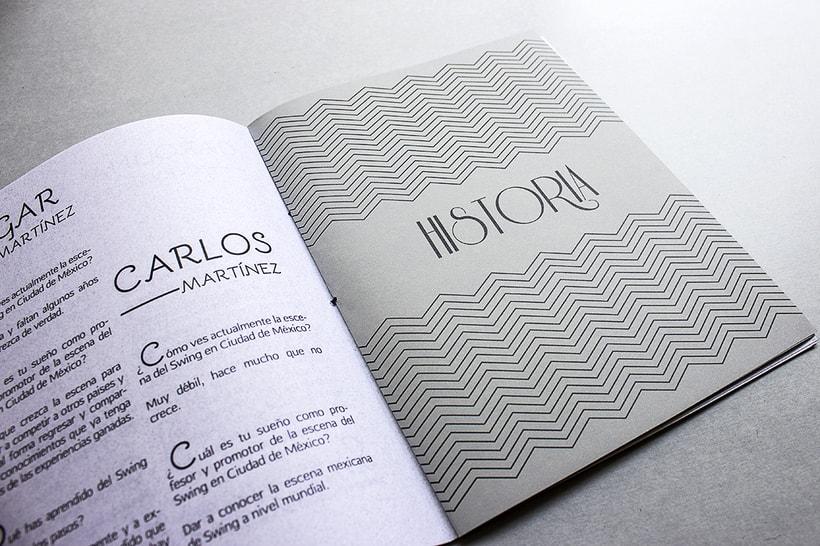MEX Step / Mi Proyecto del curso: Diseño e ilustración de un Fanzine 9