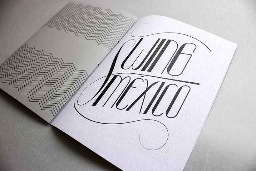 MEX Step / Mi Proyecto del curso: Diseño e ilustración de un Fanzine 11