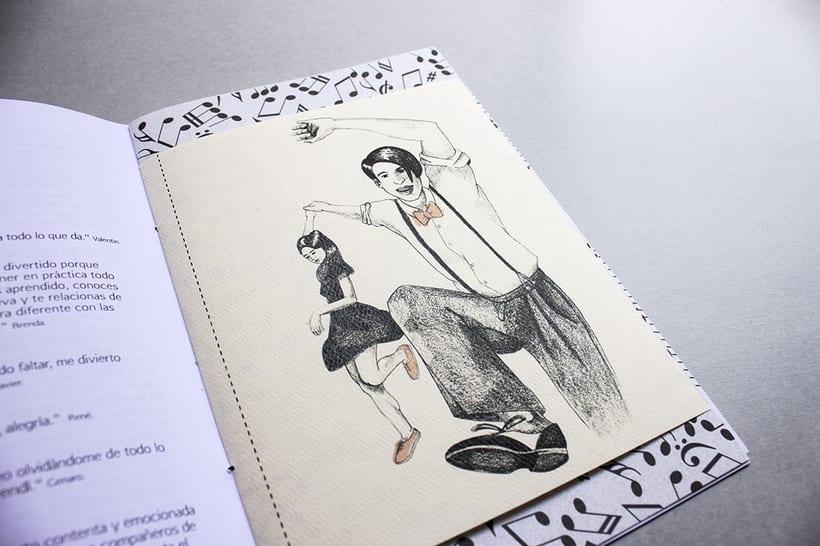 MEX Step / Mi Proyecto del curso: Diseño e ilustración de un Fanzine 17