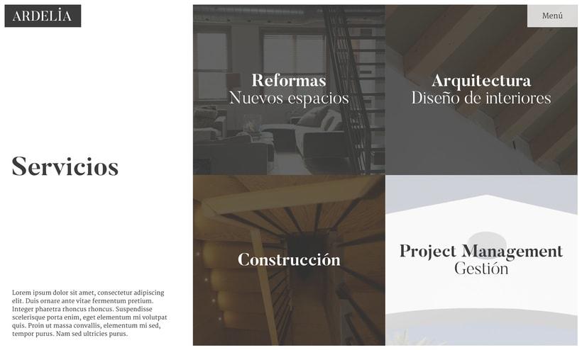 Ardelia - Diseño Logotipo & Web 9