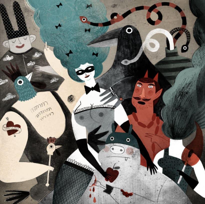 15 ilustradoras mexicanas que debes conocer 29