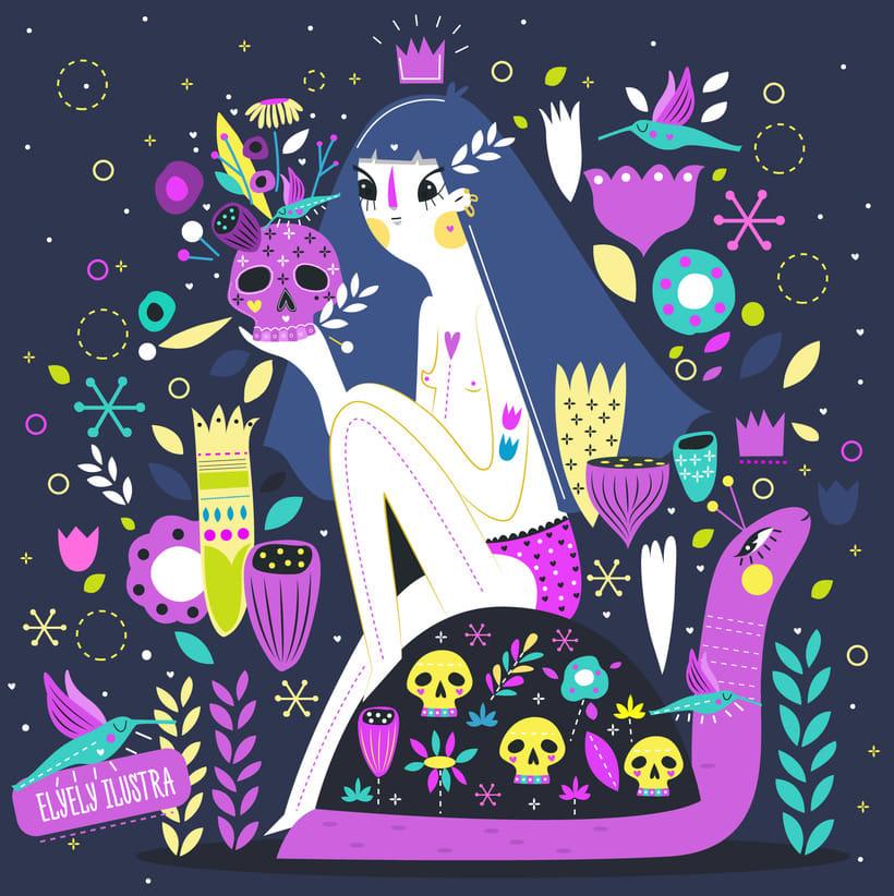 15 ilustradoras mexicanas que debes conocer 44