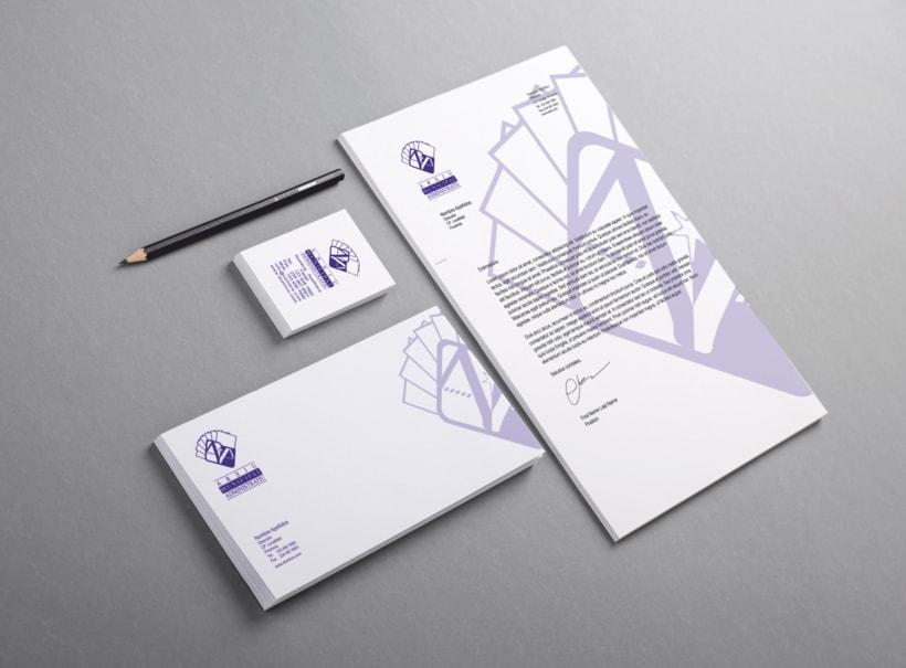 """Propuesta Logotipo """"Arxiu Municipal Administratiu"""" 6"""