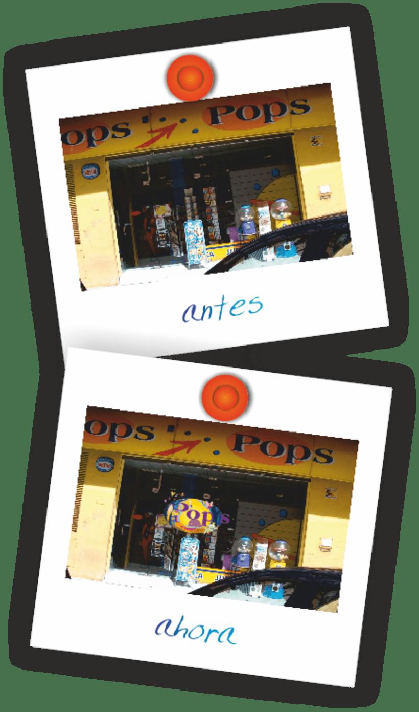 Cristalera Pops -1