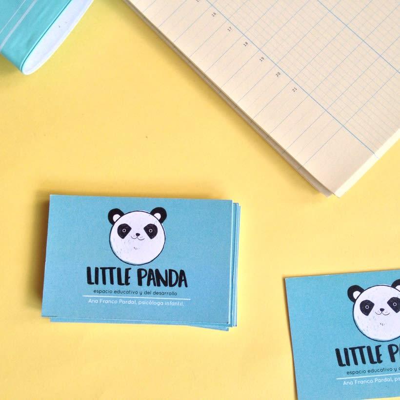 LITTLE PANDA 2
