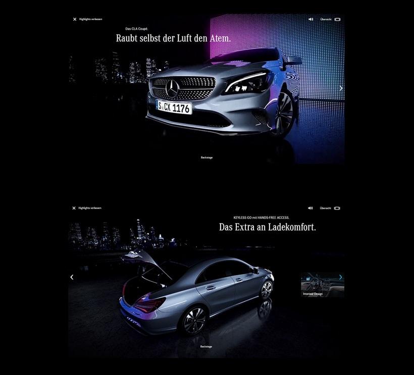 New Mercedes CLA 2