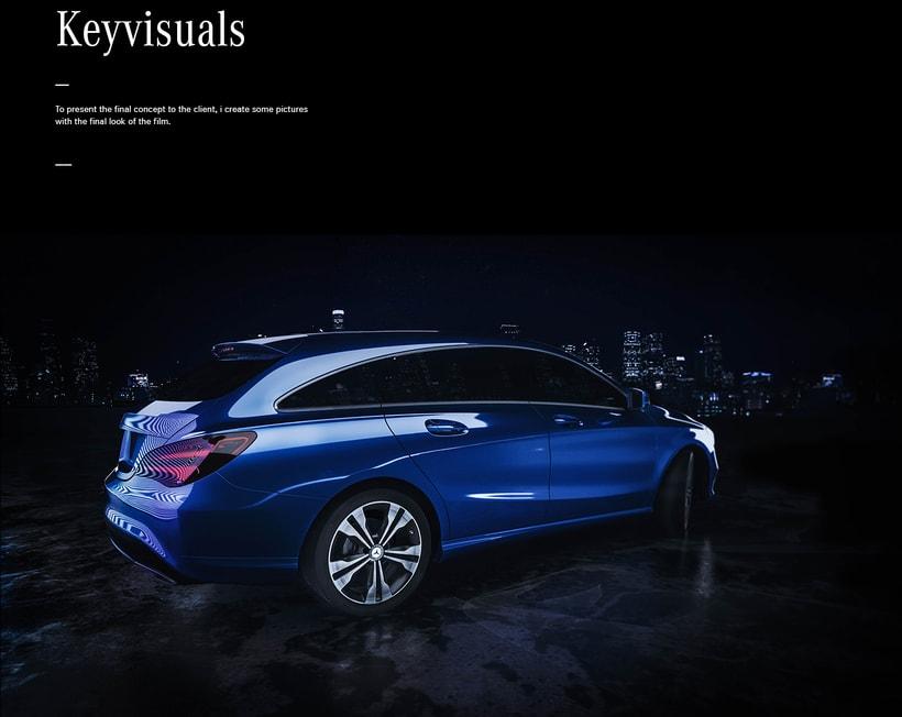 New Mercedes CLA 7