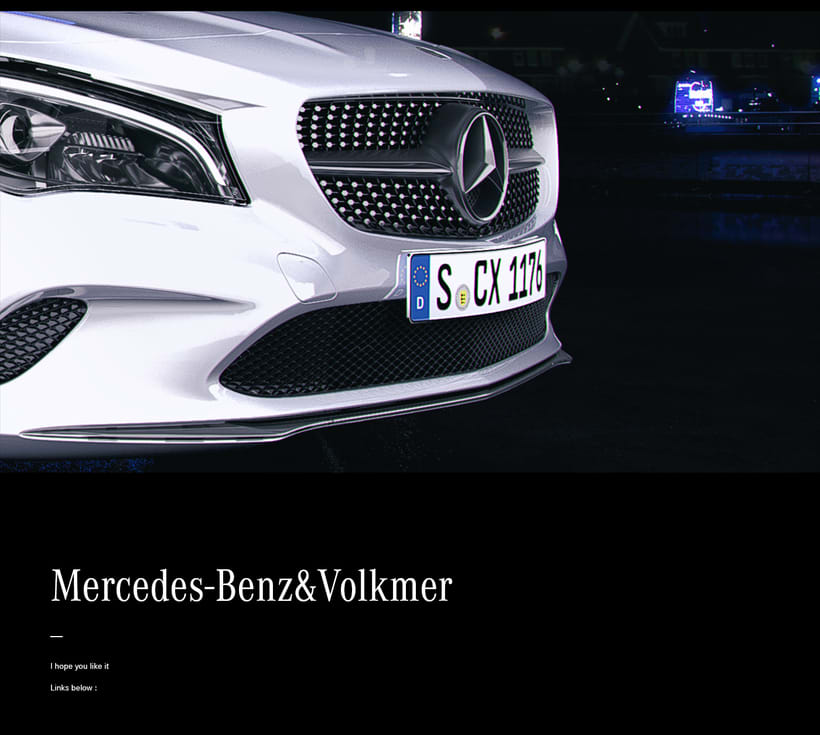 New Mercedes CLA 10