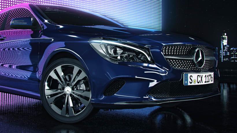 New Mercedes CLA 12