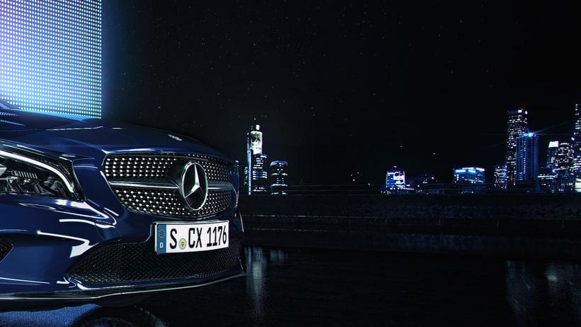 New Mercedes CLA 14
