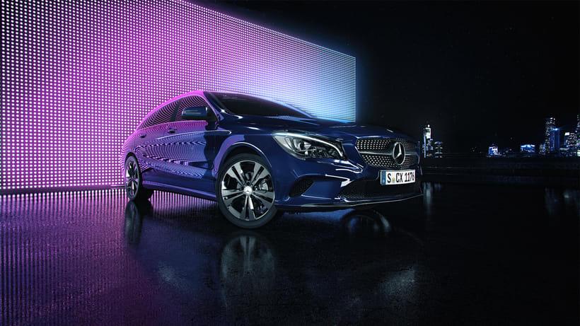 New Mercedes CLA 15