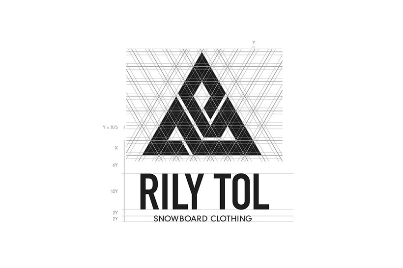 Rily Tol - Brand Identity 2