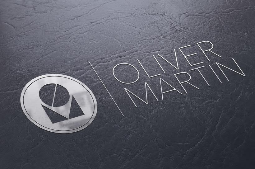 Logotipo - Oliver Martín 0