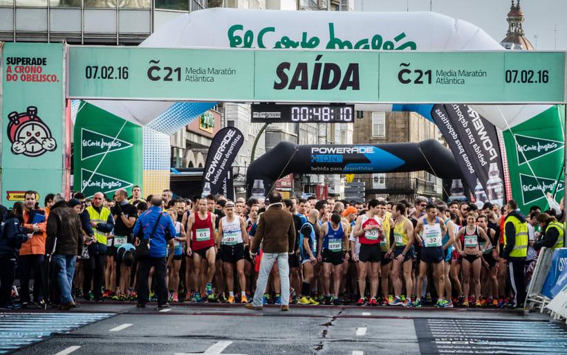 C21 Media Maratón. El desafío. 8