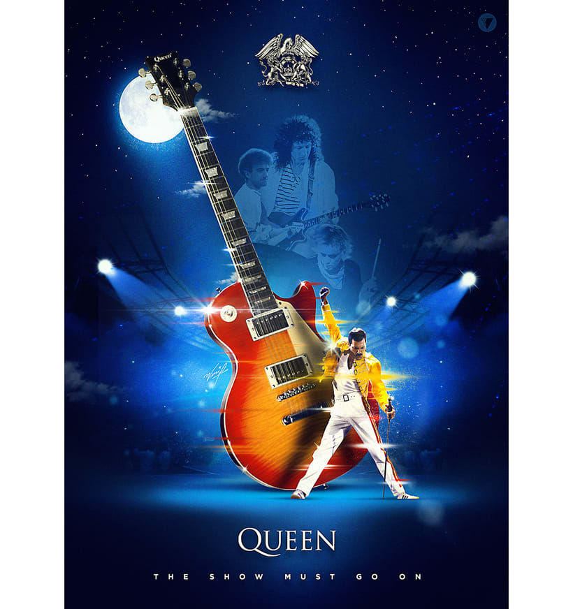 Queen / The show must go on -1