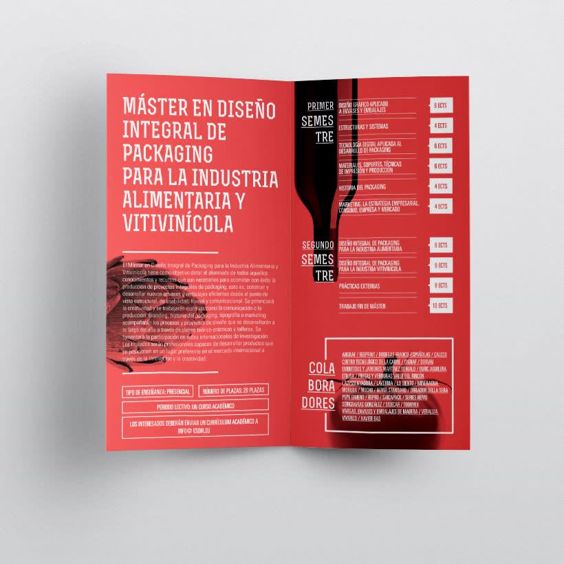 MÁSTER EN DISEÑO INTEGRAL DE PACKAGING PARA LA INDUSTRIA ALIMENTARIA Y VITIVINÍCOLA 2