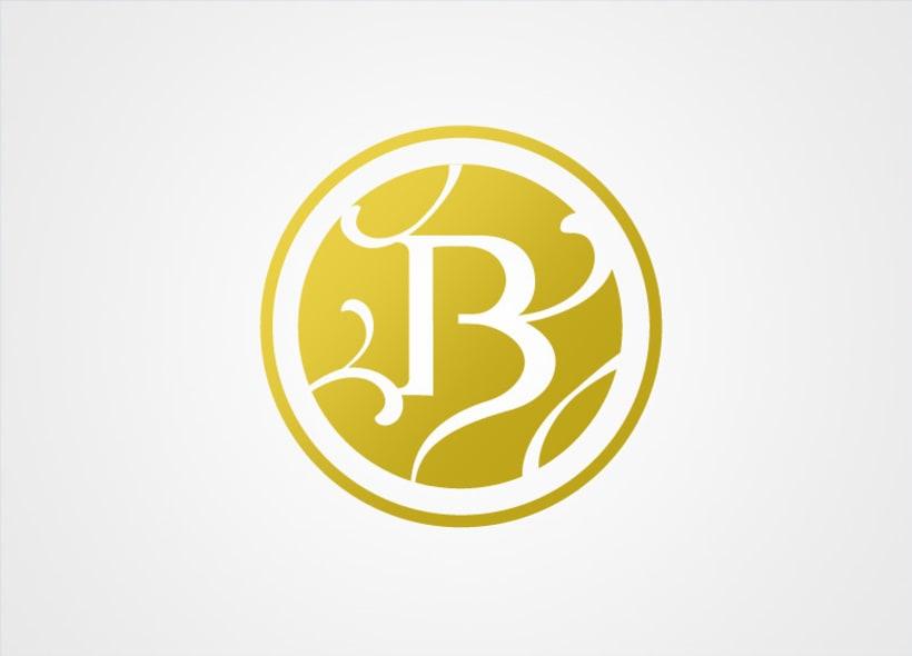 Blue Mirror. Búsqueda de un nombre, diseño de logotipo y papelería básica para una empresa inmobiliaria ubicada en la localidad alicantina de Jávea. 1
