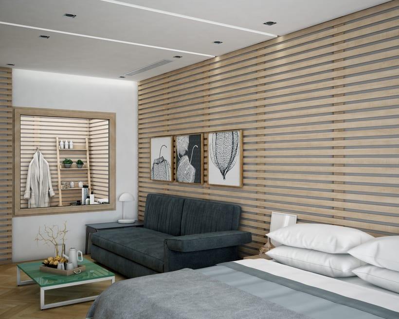 Apartamento en Madrid 2
