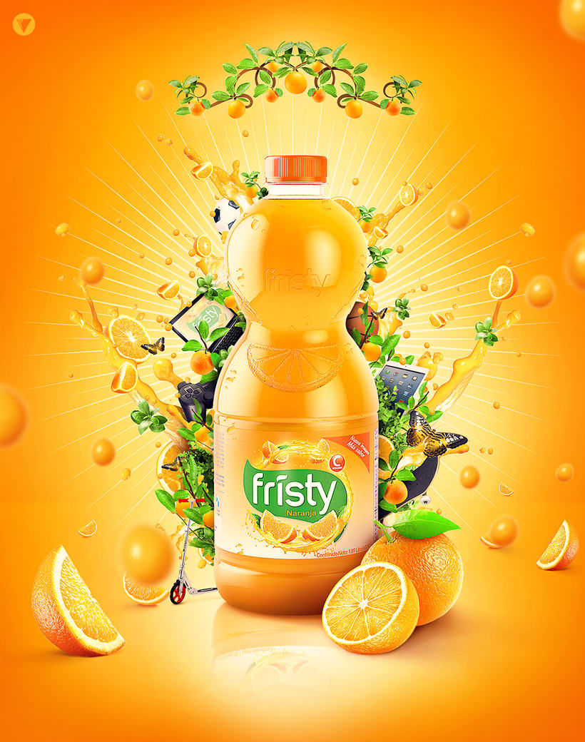 Orange Juice Vk16 -1