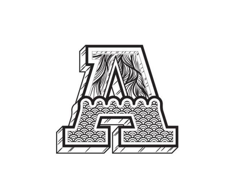 Letra: catálogo tipográfico ecuatoriano 7