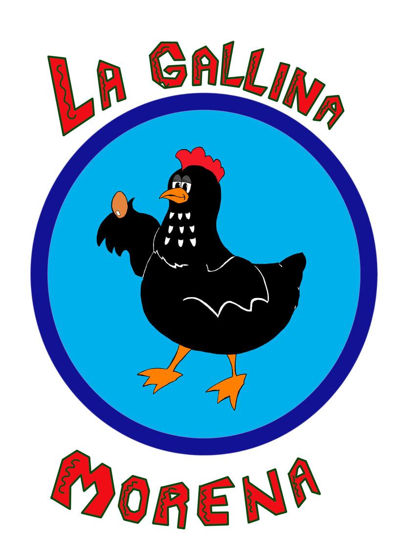 La Gallina Morena -1